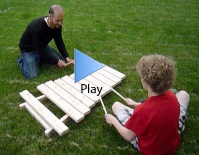 Amadinda-play